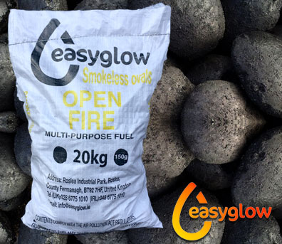 Open Fire Smokeless Easyglow